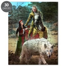The White Wolf Prophecy Lovers Puzzle