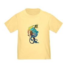 Elemental Dragons Colour T