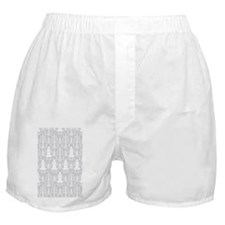 Rocket Science Damask Boxer Shorts