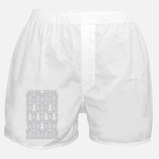 Rocket Science Damask Boxer Shorts