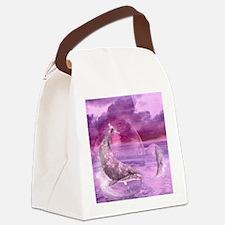 dod_ipad Canvas Lunch Bag