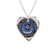 Defense Information School Cl Necklace