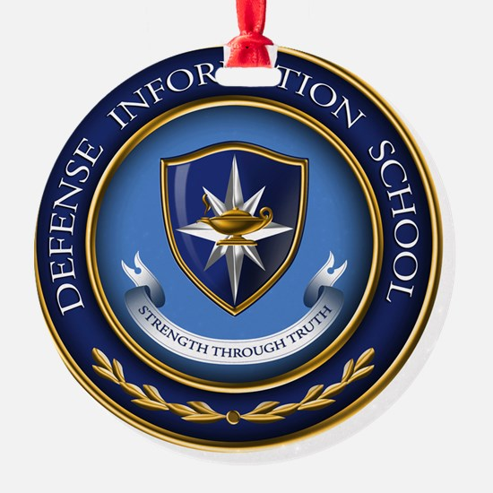 Defense Information School Clasic Ornament