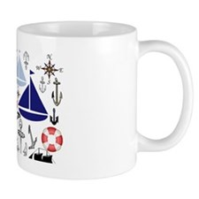 Naturally Nautical Mug