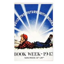 1943 Childrens Book Week Postcards (Package of 8)