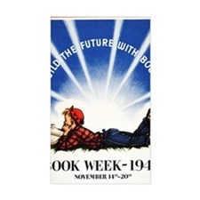 1943 Childrens Book Week Decal