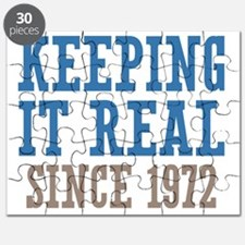 Keeping It Real Since 1972 Puzzle
