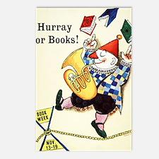 1960 Childrens Book Week Postcards (Package of 8)