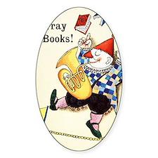 1960 Childrens Book Week Decal