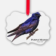 Purple Martin Ornament