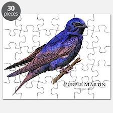 Purple Martin Puzzle