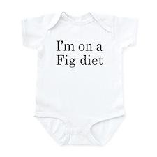 Fig diet Infant Bodysuit