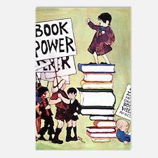 1969 Childrens Book Week Postcards (Package of 8)