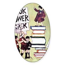 1969 Childrens Book Week Decal