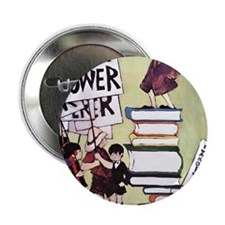 "1969 Childrens Book Week 2.25"" Button"