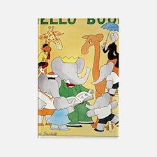 1978 Childrens Book Week Rectangle Magnet