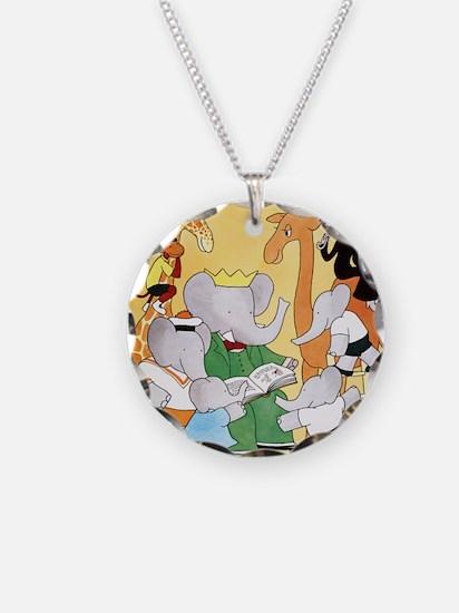 1978 Childrens Book Week Necklace