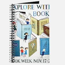 1957 Childrens Book Week Journal
