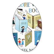 1957 Childrens Book Week Decal