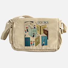 1957 Childrens Book Week Messenger Bag