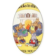 1979 Childrens Book Week Decal