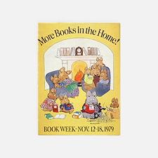 1979 Childrens Book Week 5'x7'Area Rug