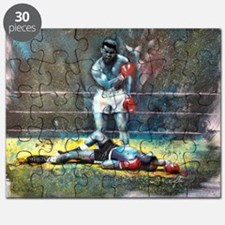 Knocked Out Puzzle