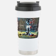 Knocked Out Travel Mug