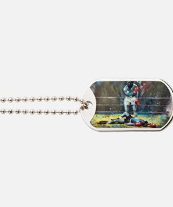 Knocked Out Dog Tags