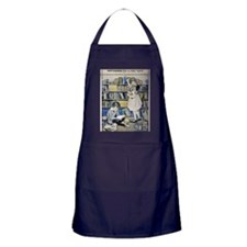 1921 Childrens Book Week poster Apron (dark)