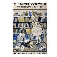 1921 Childrens Book Week  Postcards (Package of 8)