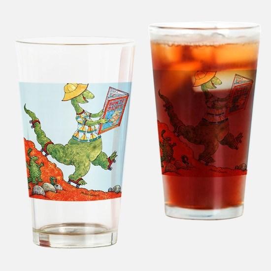 1985 Childrens Book Week Drinking Glass