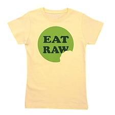 Eat Raw Girl's Tee