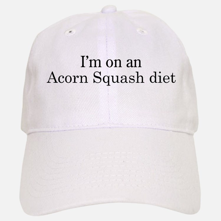 Acorn Squash diet Baseball Baseball Cap