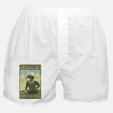 1927 Childrens Book Week poster Boxer Shorts