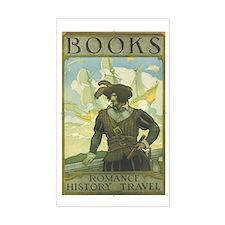 1927 Childrens Book Week poste Decal