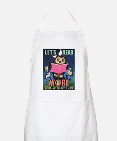 1955 Childrens Book Week Apron