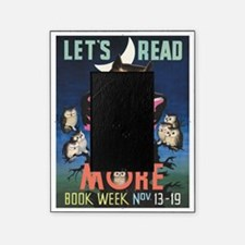 1955 Childrens Book Week Picture Frame