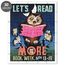 1955 Childrens Book Week Puzzle