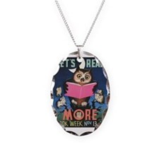 1955 Childrens Book Week Necklace