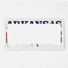 Arkansas Diver License Plate Holder