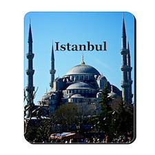 Istanbul_7.355x9.45_iPadCase_BlueMosque Mousepad