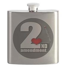 2nd Love Flask