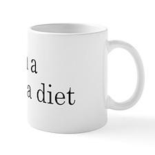Margarita diet Small Mug