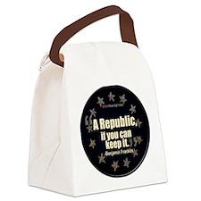 A Republic Canvas Lunch Bag