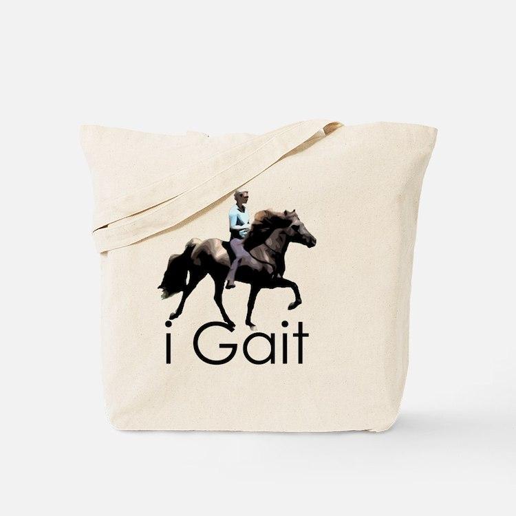 iGait Tote Bag