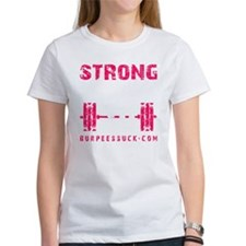 STRONG THE NEW 50 - PINK Tee