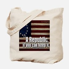 A Republic Tote Bag