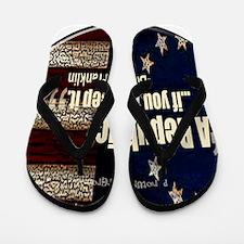 A Republic Flip Flops