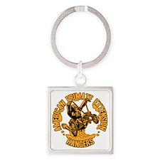ape-hangin2-1-DKT Square Keychain